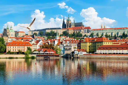 Old city of Prague