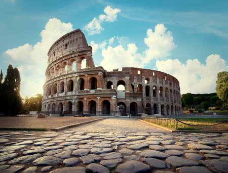 Colosseum in Rome 写真素材 - 110767615