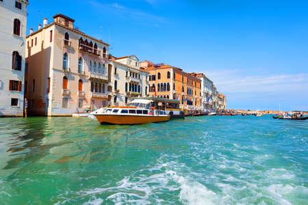 Touristic Venice in summer Imagens