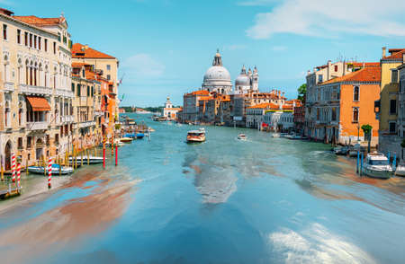 Summer cityscape of Venice
