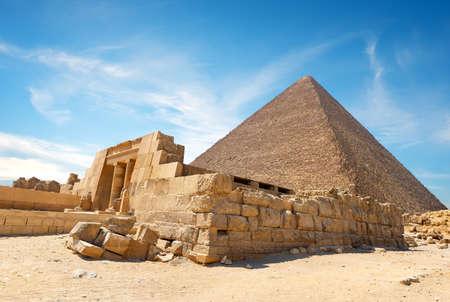 Beautiful Egyptian landscape