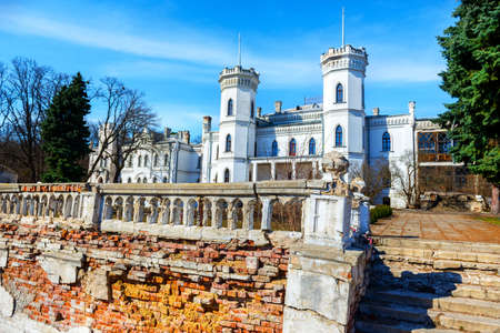 Old Sharovsky Palace