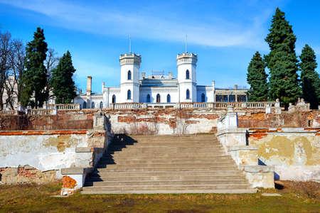 Old Sharovsky castle Stock Photo