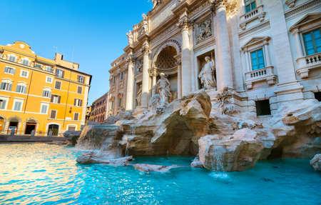 Trevi in Rome