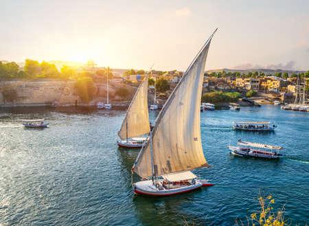 Nile and Aswan