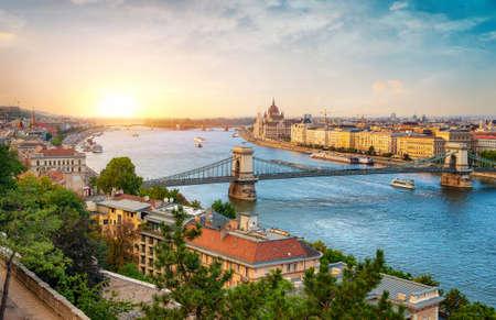 monuments de Budapest