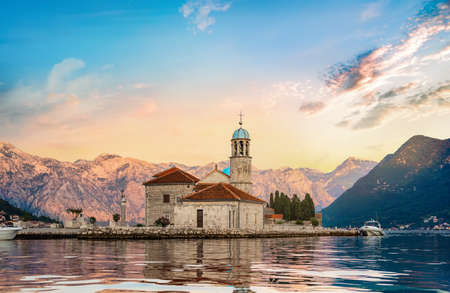 Church Our Lady in Perast