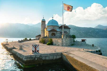 Perast in Kotor Bay