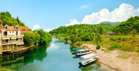 Medieval Rijeka Crnojevica