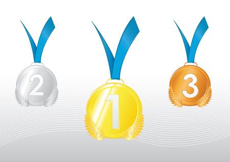 Modern medals