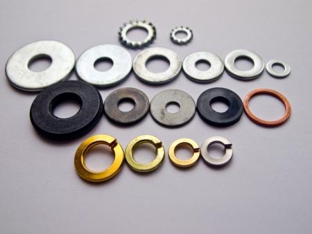 Variety steel washers