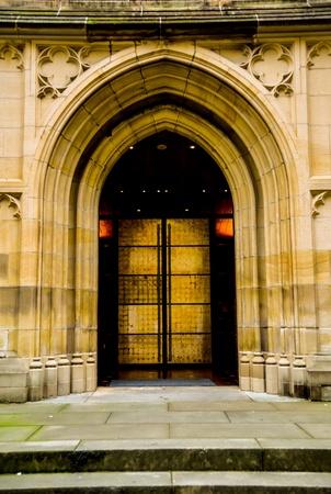 Door church photo