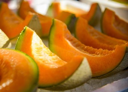 Yubari Melon in Japan 版權商用圖片 - 21748149