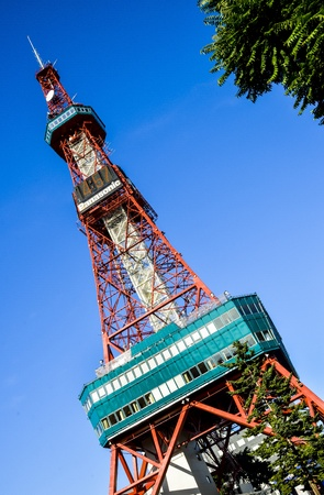Sapporo TV Tower in Sapporo Japan1 photo