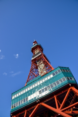 Sapporo TV Tower in Sapporo Japan6