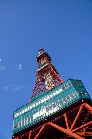 Sapporo TV Tower in Sapporo Japan6
