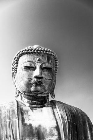 Big buddha statue in Kamakura Japan4