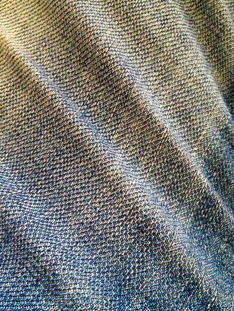 jeans: Light blue jeans with strip pattern2
