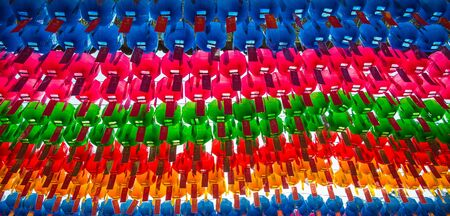 lotus lantern: Colorful paper lantern for Lotus lantern festival in South Korea 5