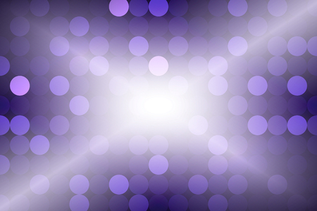 Abstract purple circle mosaic glitter background for vector background graphic design concept idea