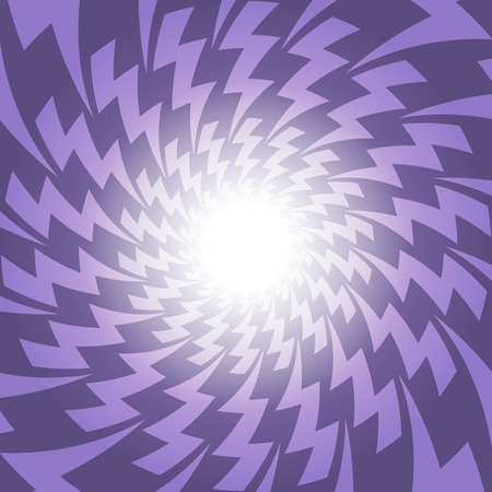 Lightening ultra violet purple electric spark discharge vector design for abstract background concept