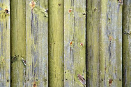An old wooden wall texture with faded green paint Stock Photo - 5255156