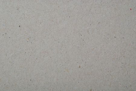 Grey cardboard texture or background. Stock Photo - 6800451