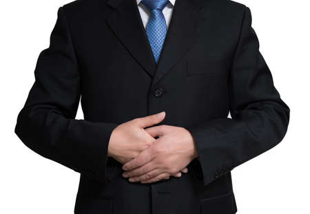 Hands businessman Stock Photo