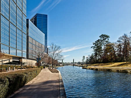 Building Reflexion Along The Waterway The Woodlands TX 4