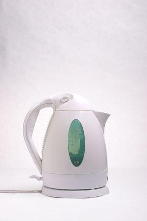 warm water: Elektrische warm water pot.