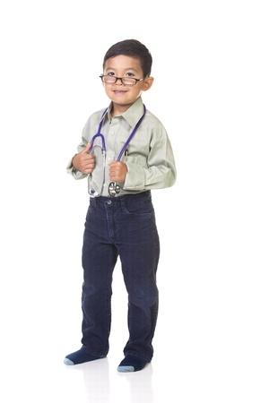 Future doctor.  photo