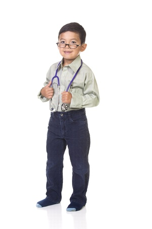 Future doctor. Stock Photo - 10471975