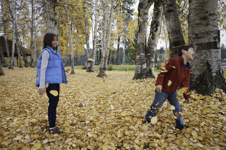 smeared: Getting smeared in leaf fight