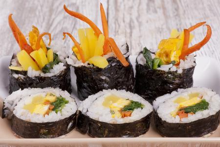 delicacy: Asian delicacy