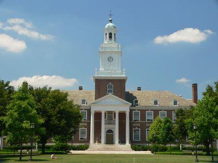maryland: Gilman Hall, Johns Hopkins University