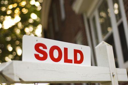 vendiendo: Inmobiliaria  Foto de archivo