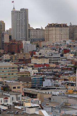 coit: San Francisco. Downtown