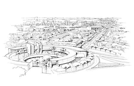 City panorama-1