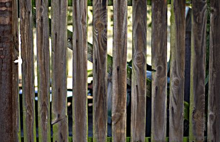 old wooden fence Stock Photo - 17043590