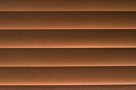 copper blinds