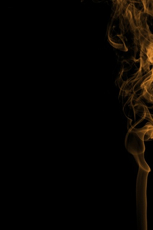 Smoke background for art design or pattern Stock Photo - 17498968