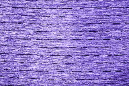 old textile in horizontal stripes