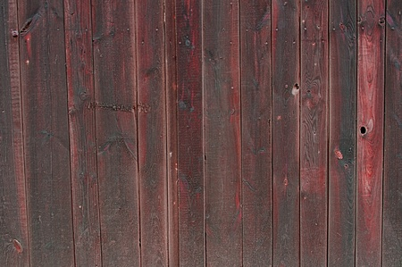 obscure: Old wooden plank (barn doors), wood texture
