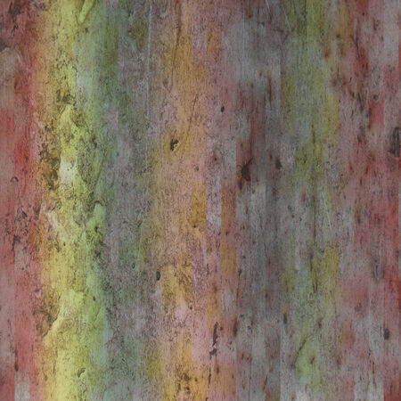 Rainbow grunge texture