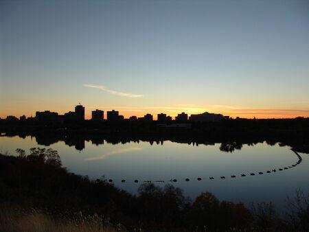 saskatchewan: Saskatchewan River Sunset