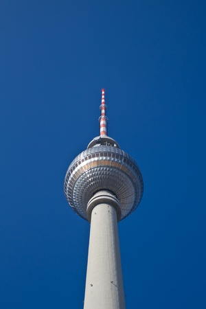television tower in berlin Stock Photo - 10321561