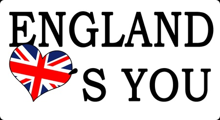 England loves you photo