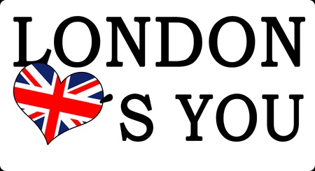 loves: London loves you