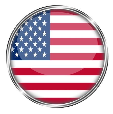 flag of america, usa photo