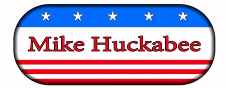button muke huckabee 2012